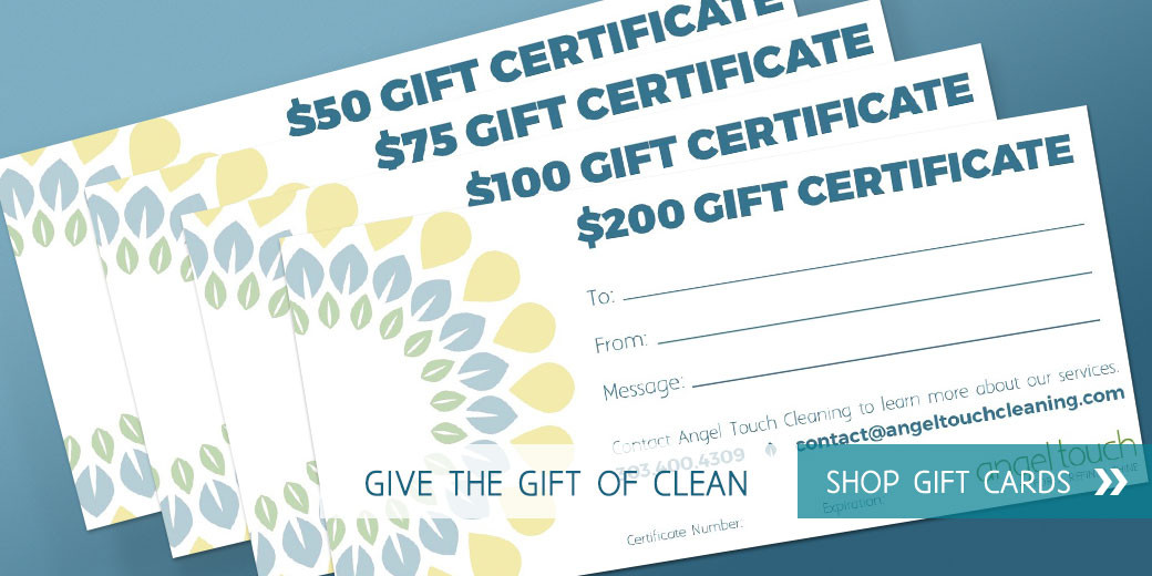 angel touch gift certificate