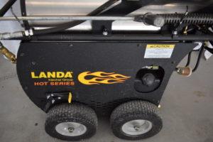 Landa Hot Power Washer