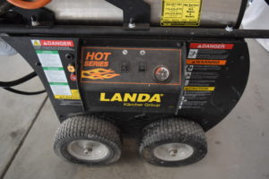 Landa Power Washer